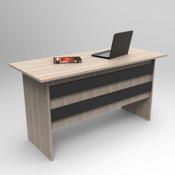 Kahverengi ofis masası